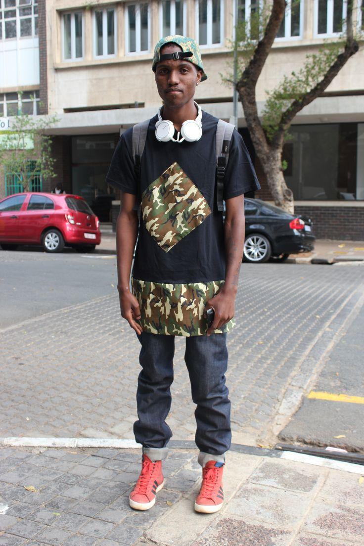 Photographer: Unam Ntantala  Location: Braamfontein, Johannesburg.