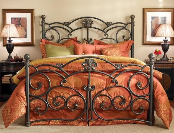 73 Best Iron Beds Images On Pinterest 3 4 Beds Queen