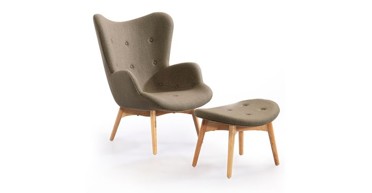 The original R-152 Contour Chair was produced in 1951, followed closely by applause from the modernist movement. Grant succeeded in his quest to design modernist organic seating in which the ÌÎÌ__ÌÎÌ_ÌÎÌÊÌÎå«ÌÎ_ÌÎÌ_ÌÎÌ_ÌÎÌ__ÌÎÌ_ÌÎÌÊÌÎÌ__ÌÎå«Ì´ÌànegativeÌÎÌ__ÌÎÌ_ÌÎÌÊÌÎå«ÌÎ_ÌÎÌ_ÌÎÌ_ÌÎÌ__ÌÎÌ_ÌÎÌÊÌÎÌ__ÌÎÌ_Ì´å space of the chair conformed perfectly to the ÌÎÌ__ÌÎÌ_ÌÎÌÊÌÎå«ÌÎ_ÌÎÌ_ÌÎÌ_ÌÎÌ__ÌÎÌ_ÌÎÌÊÌÎÌ__ÌÎå«Ì´ÌàpositiveÌÎÌ__ÌÎÌ_ÌÎÌÊÌÎå«ÌÎ_ÌÎÌ_ÌÎÌ_ÌÎÌ__ÌÎÌ_ÌÎÌÊÌÎÌ__ÌÎÌ_Ì´å curves of the human body.