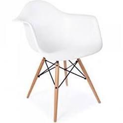 Les 25 meilleures id es de la cat gorie chaise scandinave for Replique fauteuil eames