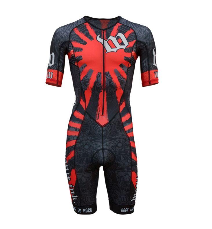 Wattie Samurai Speed suit