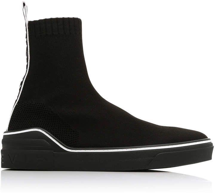 Givenchy George V Sock Sneakers   Socks