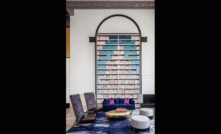 Photos: Aloft Philadelphia Downtown | Hospitality Design