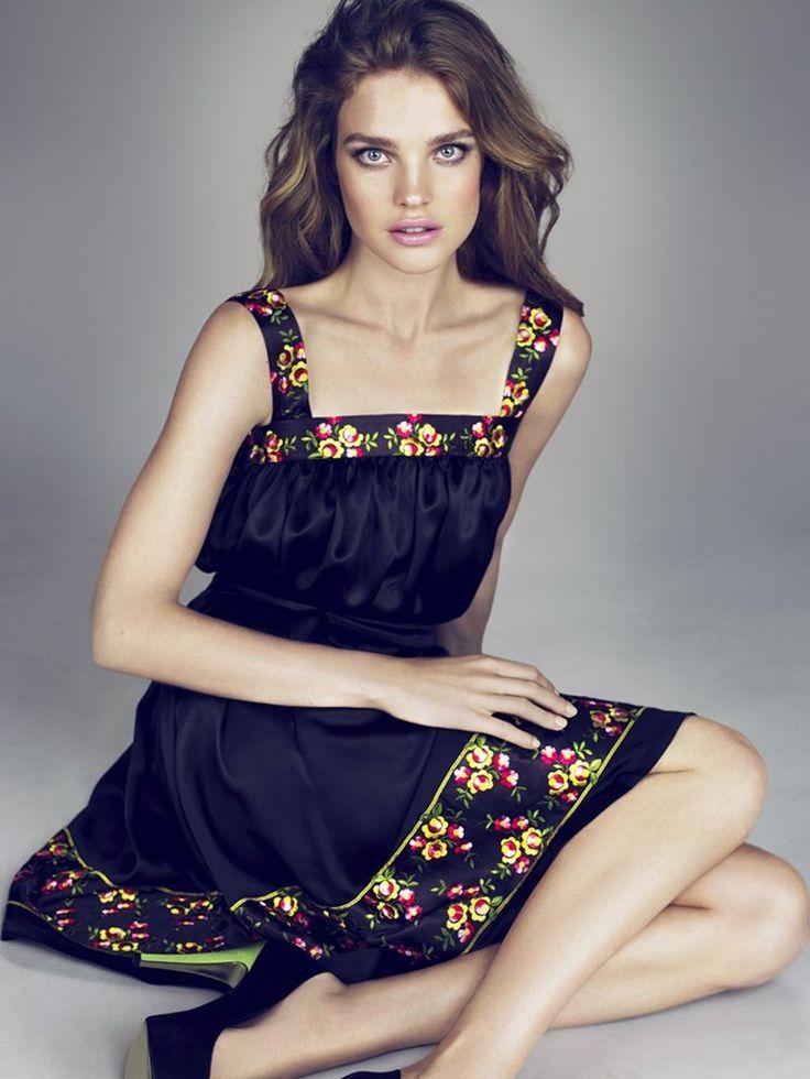 Etam F/W 10 (Etam) | Fashion, Feminine style, Natalia vodianova