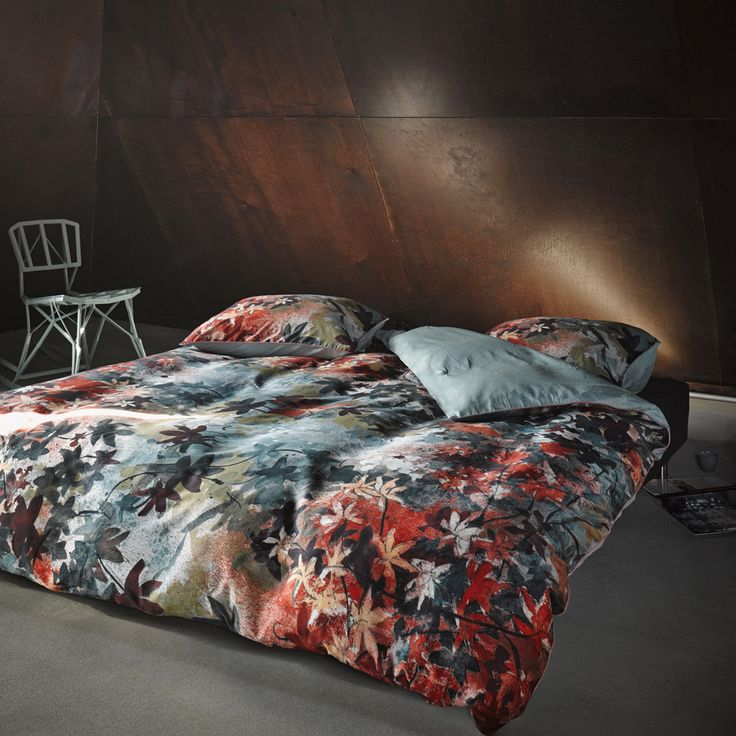 raven duvet set king from essenza
