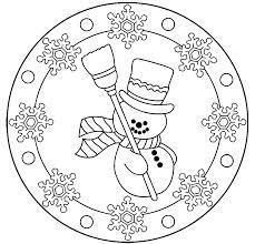 Mandala di inverno