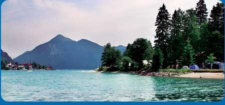 Camping am Walchensee: Betriebszeiten