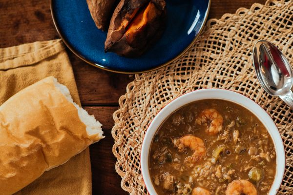 What is gumbo and what makes it special?