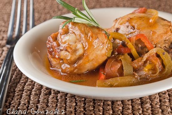 stew pollo guisado pollo guisado dad s stewed chicken pollo dominican ...