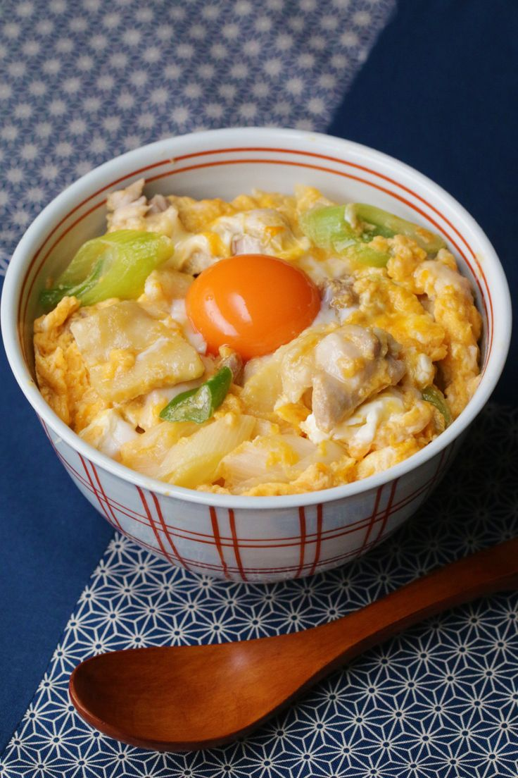 The art of 丼