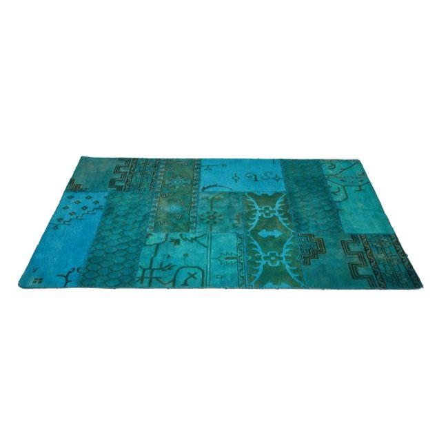 Patchwork Matta Ocean 170x240 cm - TheHome - Inredning på nätet