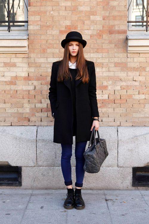 Alba Galocha #style #fashion #streetstyle                                                                                                                                                     Más