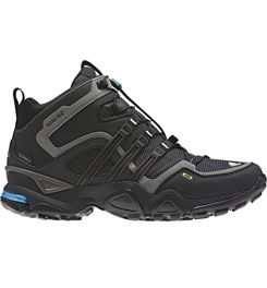 Adidas Terrex Fast X FM MID GTX Waterproof Hiking Boot for Men, 10764 | Men's Hiking Boots | Men | SHOES & BOOTS | items from Campmor. This is a great boot.