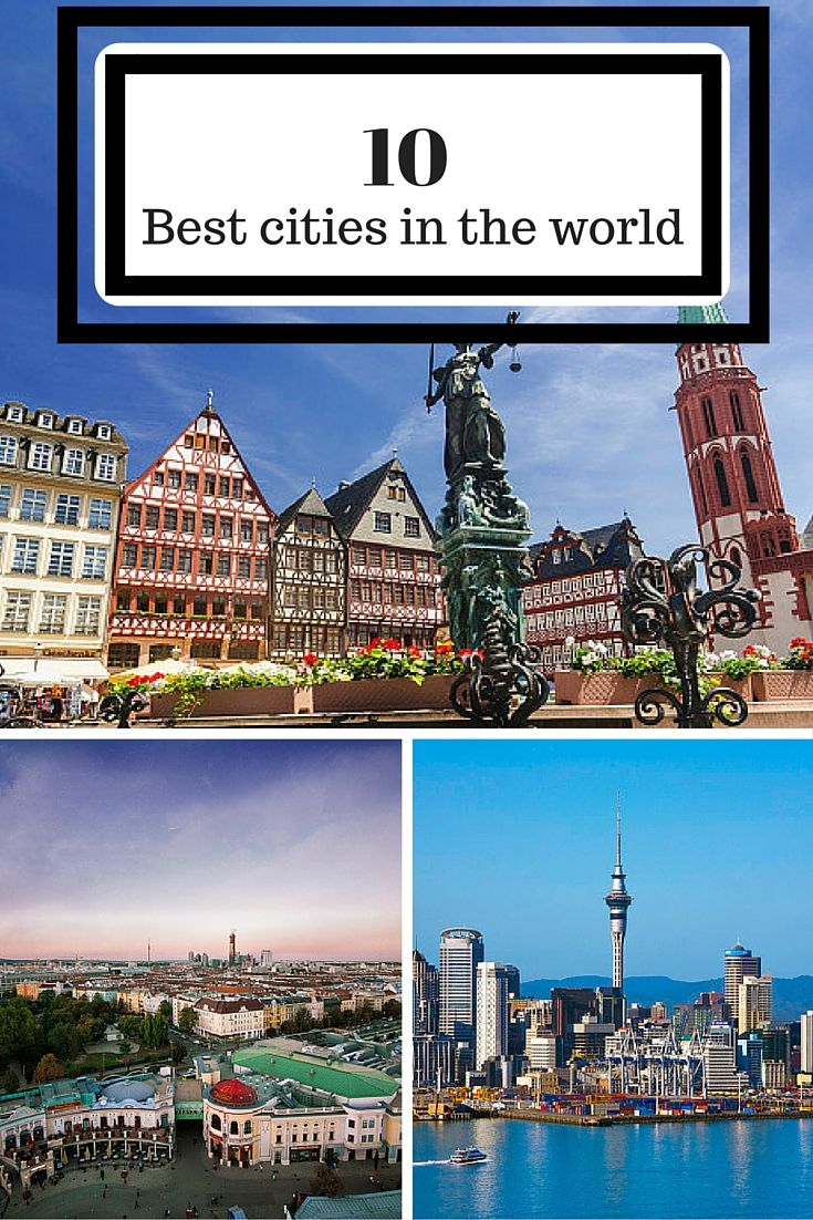 The best city in the world has been revealed