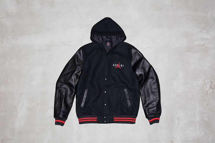 Supreme Jordan Apparel Collection