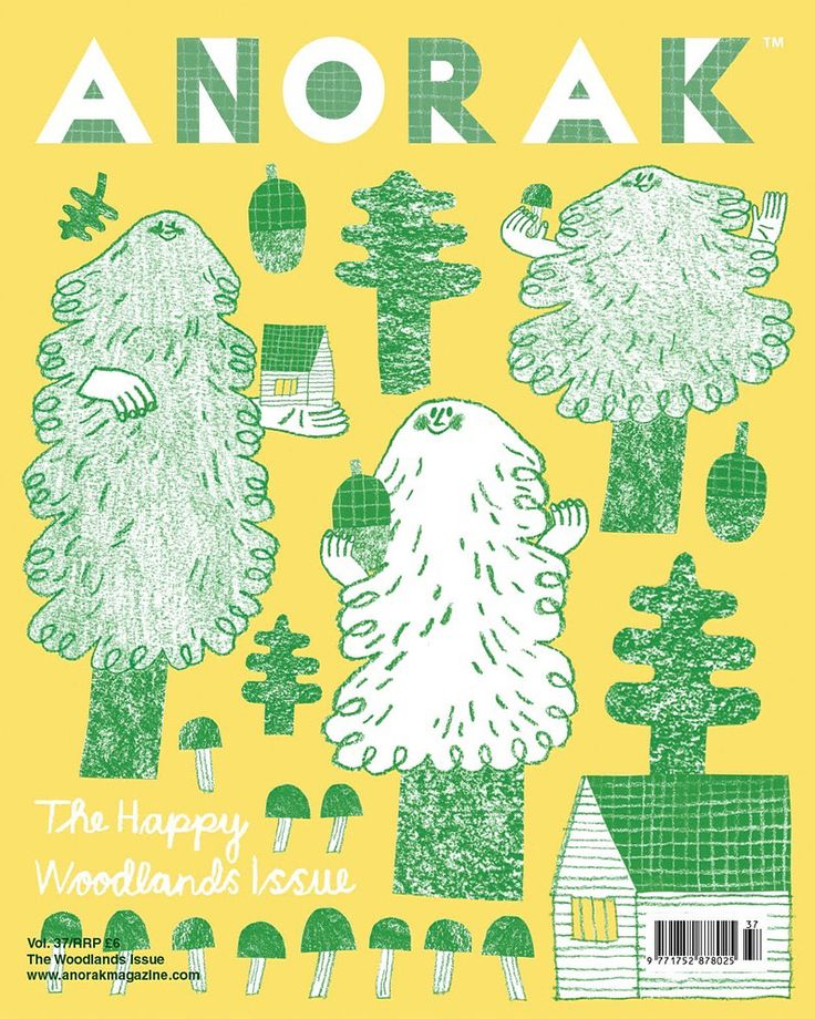 New Autumn issue! Available from our online shop. Shop.anorakmagazine.com