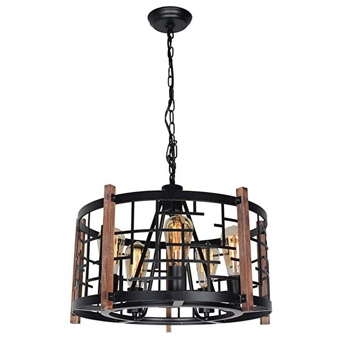 Minimalist Iron Ring Chandelier 12 Light Iron Chandeliers Farmhouse Light Fixtures Rustic Chandelier