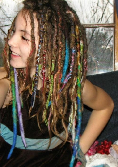 how to make your hair nappy for dreads