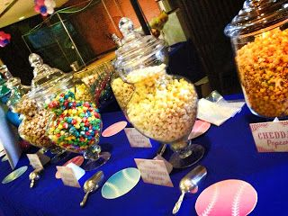 Gourmet Popcorn Stations, Popcorn Bars, Popcorn Gift Baskets & Favors | Hollywood Candy Girls