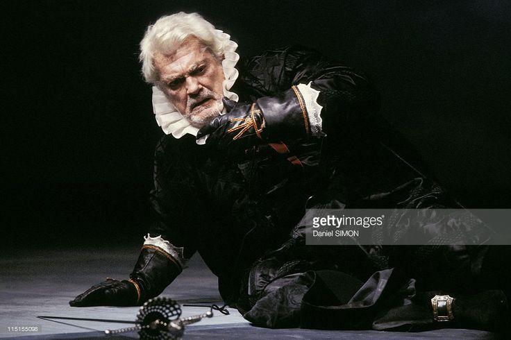 'Le Cid' on November 23, 1985 - Jean Marais is Don Diegue in ' Le Cid ' by Corneille.
