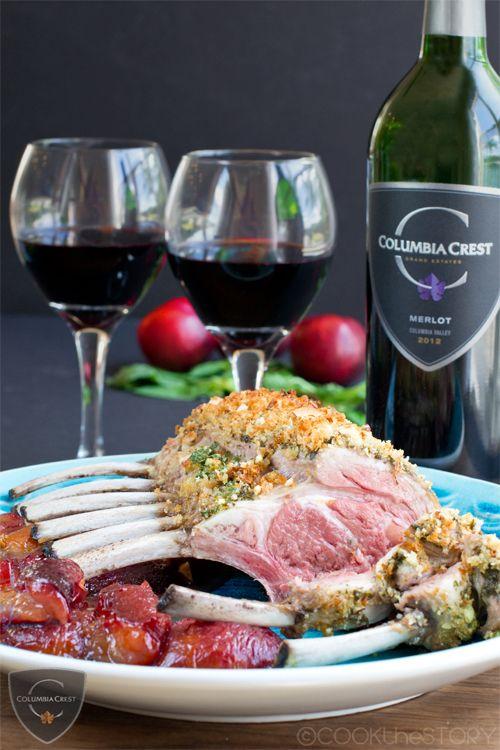 ... about Lamb recipes on Pinterest | Rack of lamb, Lamb chops and Lamb