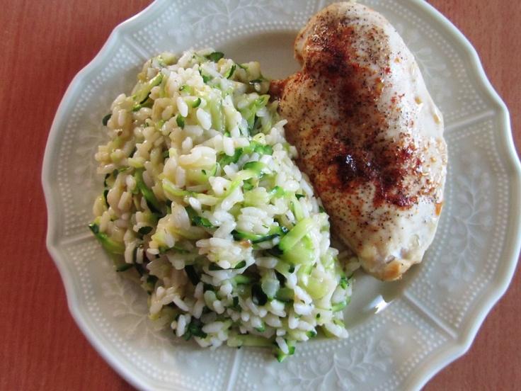 Zucchini Risotto | Food | Pinterest