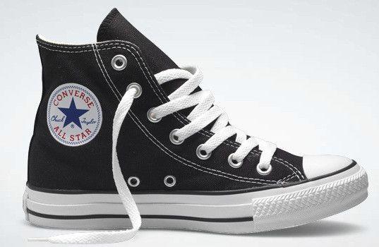 Converse Shoes Chuck Taylor All Star Hi- black