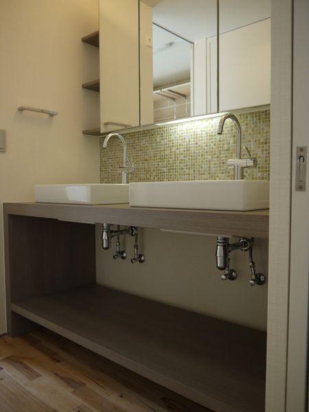 よくご質問をいただく洗面室について ( インテリア ) - 日々コーディネイト - Yahoo!ブログ