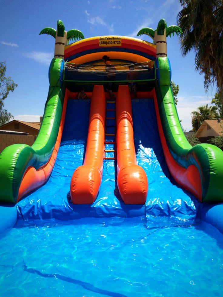 Inflatable Water Slide Rentals In East Texas
