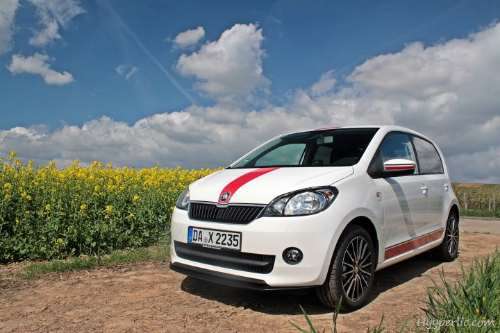 The Skoda CitiGo might be the smallest car in the Skoda product and model range but none to ignore. The Skoda CitiGo is