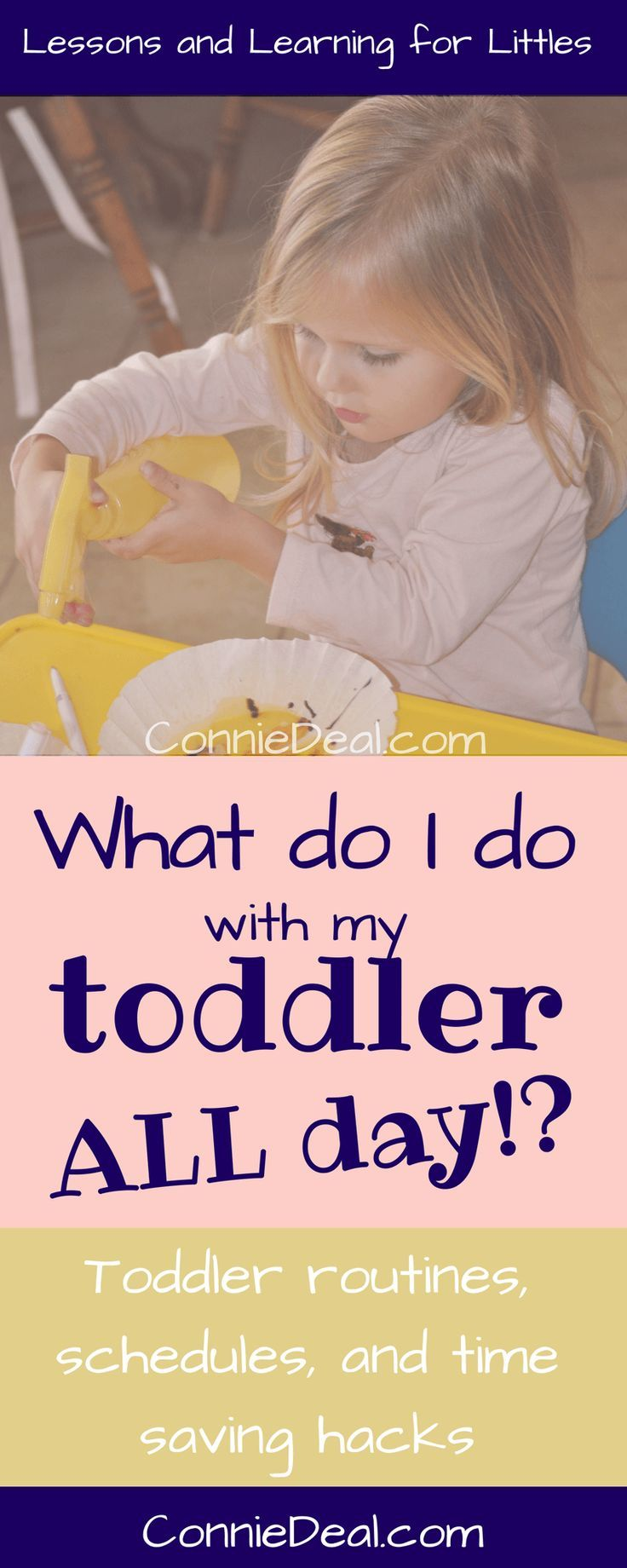 The Nitty Gritty Of Toddler Routines Why And HOW
