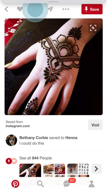 50 intricate henna tattoo designs art and design 50 - 50 Most Beautiful Indian Mehendi Designs Henna Hand Tattoos