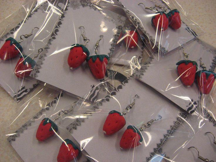 Mansikoita -  Strawberries