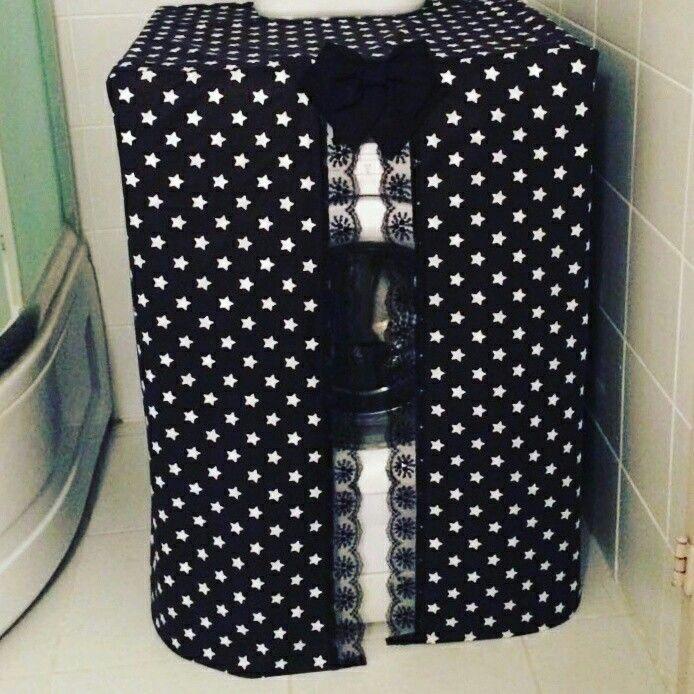 Çamaşır makinesi örtüsü 》》   https://www.instagram.com/workshop_projektimi/