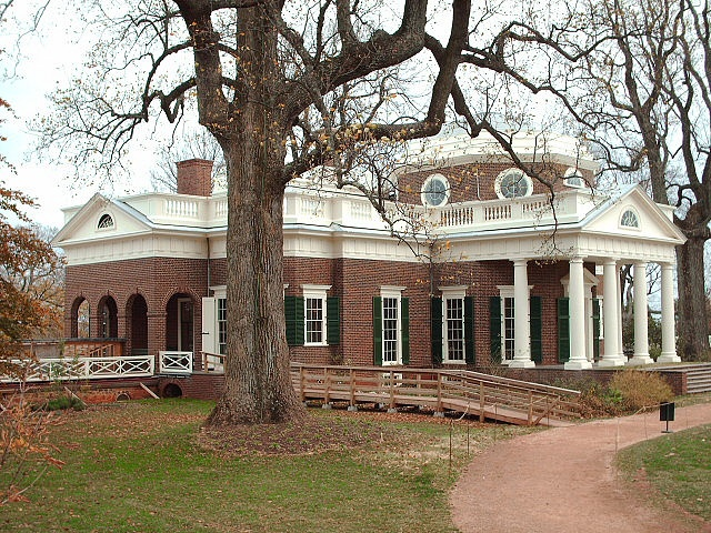 Monticello thomas jefferson 39 s home been there pinterest for Thomas jefferson house monticello