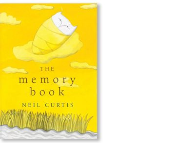 'The Memory Book' written and illustrated by Neil Curtis, published by Allen & Unwin, 2006. Signed picture book available at Books Illustrated. http://www.booksillustrated.com.au/bi_books_indiv.php?id=9