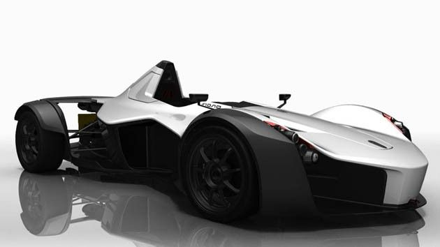 Aerial Atom fighting roadster