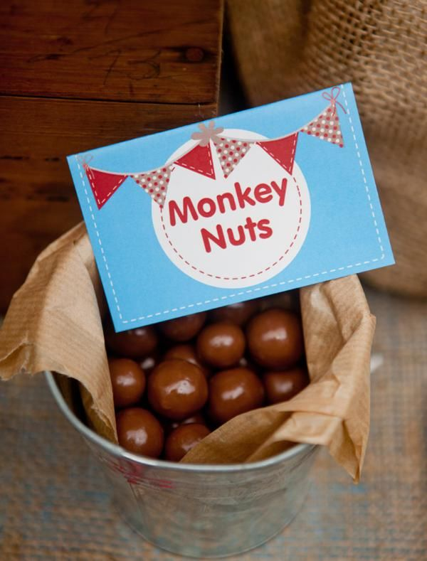 141 Best Monkey Baby Shower Images On Pinterest Monkey Baby