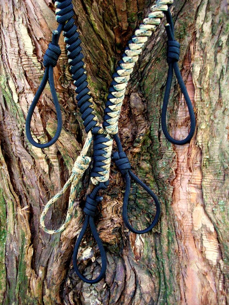 A Paracord Man Project: First Para-cord Duck Call Lanyard