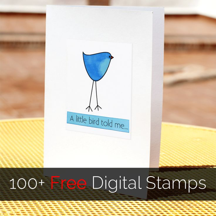 Learn about digital stamps! This digital form of stamping is becoming increasingly popular. Learn more about digital or digi stamps and how to use them.