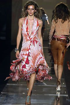 fashion clothes online Roberto Cavalli Spring 2004 Ready-to-Wear - Collection - Gallery - Style.com