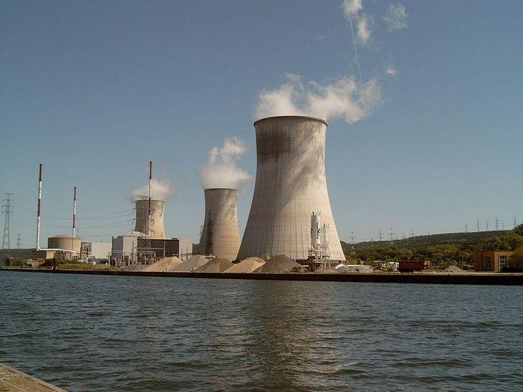 Tihange Nuclear Power Station, Belgium