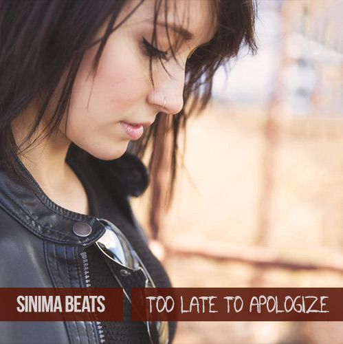 *New* Too Late to Apologize Instrumental with Hook (Sad Pop/Hip Hop Beat) now available at: https://sinimabeats.com  #sinimabeats #sinima #instrumental #rap #beats #rapbeats #instrumental #popmusic #popbeat #sadrap #eastcoastrap #songwriter #songwriting #freestylerap #nyrap #beatswithhooks #royaltyfreemusic