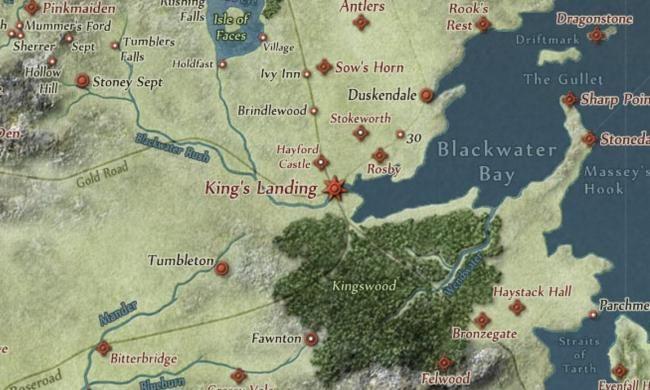 Piérdete por el mundo de Juego de Tronos como si navegases en Google Maps. palabras clave: westeros juego de tronos mapa google maps