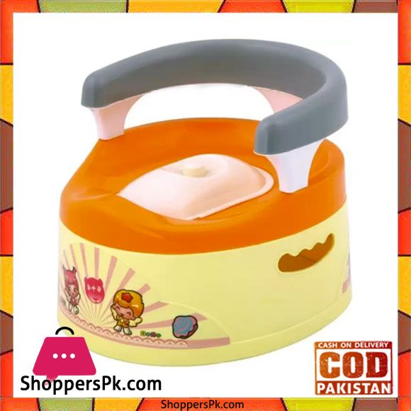 On Sale: A+B Baby Potty Seat With Removable Bowl Price Rs. 1900 https://www.shopperspk.com/product/ab-baby-potty-seat-with-removable-bowl/