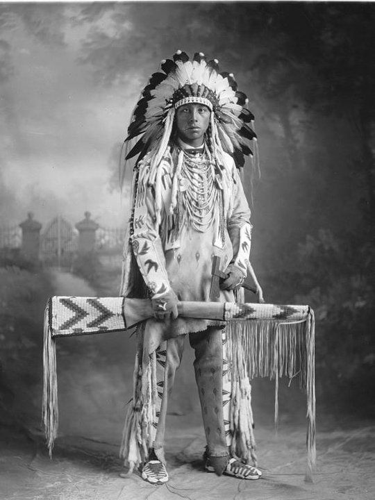Son of Duck - Blackfoot - circa 1925
