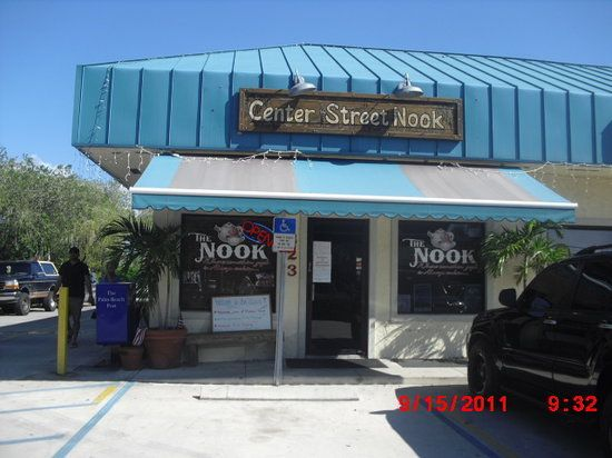 Center Street Nook, Jupiter: See 163 unbiased reviews of Center Street Nook, rated 4.5 of 5 on TripAdvisor and ranked #24 of 207 restaurants in Jupiter.