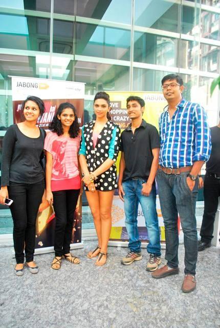 MEET & GREET with the Lucky FANS! — at Four Seasons Mumbai.