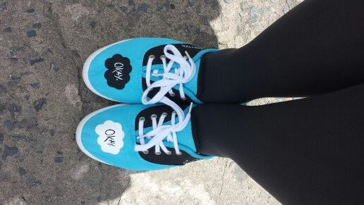 TFIOS shoes!! ♡♡