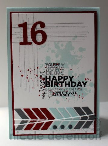 193 best Stampin Up Teen images on Pinterest Birthdays
